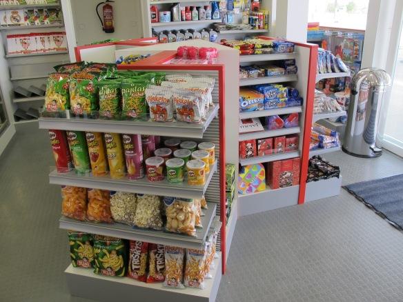 Retail en Estaciones de servicio